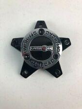 C394PLGB-65V Gloss Black Vision 397 399 Wheel Center Cap 5 Lug 5x4.5 5x127 Only