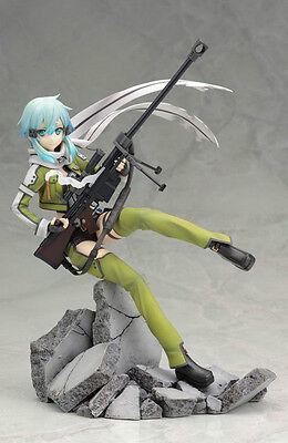 Anime Sword Art Online SAO II 2 Sinon Phantom Bullet 1/8 Figure Figurine NIB