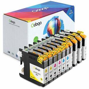 Odoga-LC101-LC103-LC103BK-Cartouche-d-039-encre-de-rechange-pour-Brother-MFC-J470DW