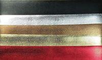 Place Mats, Set Of 4, Reptile Design, 13x19, Bright Colors, Rectangular