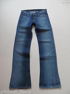 Levi-039-s-518-Bootcut-Jeans-Hose-W-31-L-34-TOP-Vintage-Wash-Denim-Shoecut