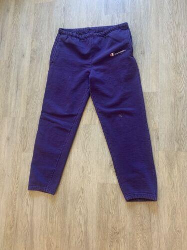 Vintage CHAMPION purple Made In USA sweatpants