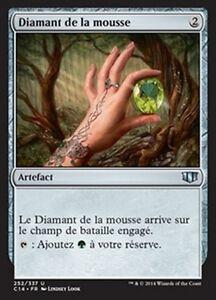 Moss Diamond MTG 7th edition *MRM* FR 2x Diamant de la mousse