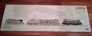 MARKLIN-H0-3100-lokomotiv-packung-034-750-anos-Berlin-034-Nuevo-en-EMB-orig