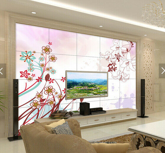 3D Weiß Lily 522 Wallpaper Murals Wall Print Wallpaper Mural AJ WALL AU Kyra