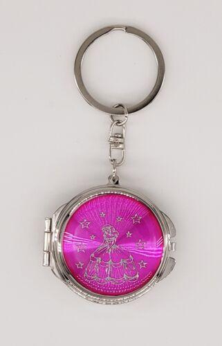24X Quinceanera Compact Mirror Keychain Recuerdos de Sweet 15 Mis 15 Años Party