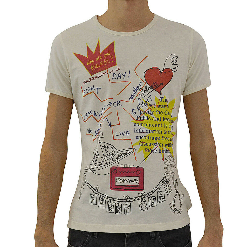 Vivienne Westwood t-shirt,  christmas tshirt