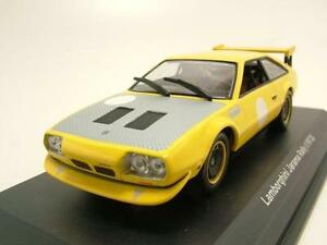 White Box 1 43 Lamborghini Jarama Rally 1973 Ebay
