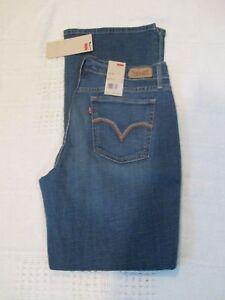 Cut Jeans Femmes Bootcut Boot Couleur Levis Stretch Moyen 155160124 Denim Nouveau 515 q44xXE