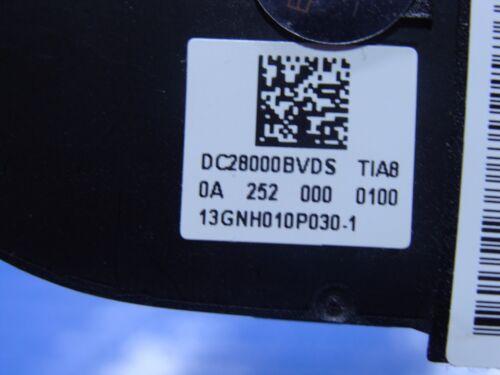 "Asus Zenbook 13.3/"" UX31A Original Cooling Fan w//Heatsink 13GNHO1AM070-1 GLP*"