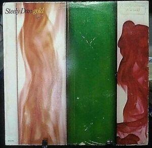 STEELY DAN Gold Album Released 1982 Vinyl Collection USA Press