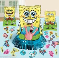 Spongebob Squarepants Table Decorating Kit (23pc) Birthday Party Supplies