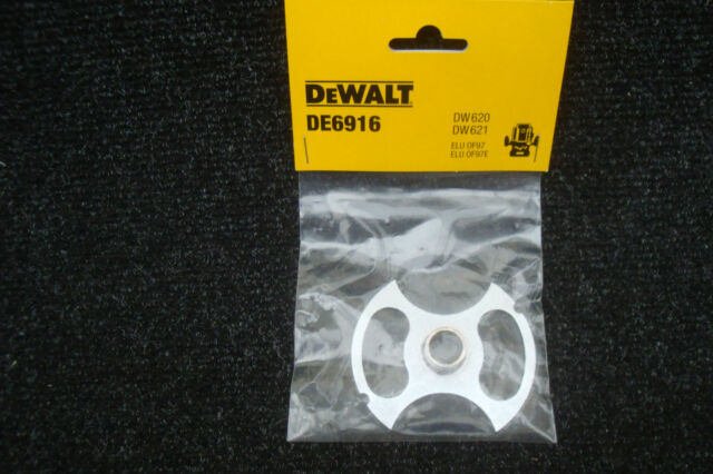 DE6910 10MM GUIDE BUSH FOR DEWALT DW620 DW621 /& ELU OF97 /& OF97E ROUTERS