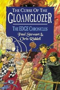 Stewart-Paul-The-Curse-of-the-Gloamglozer-Bk-IV-The-Edge-Chronicles-Very