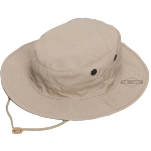Tru Spec 3311000 Khaki Size OSFM Tactical Boonie Tru-Gen 2 Hat