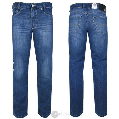 Joker 2248 Confort Marine Buffies Bleu Jeans 0341 Clark coupe rqnrUO