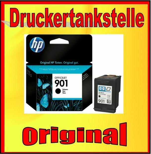 CC653A Black Ink For HP Officejet J4624 J4660 J4680 Printer 4-pk For HP901