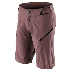 Troy-Lee-Designs-Women-039-s-Lilium-Shorts-Shell-Only-Dark-Petal-Light-Purple-Med