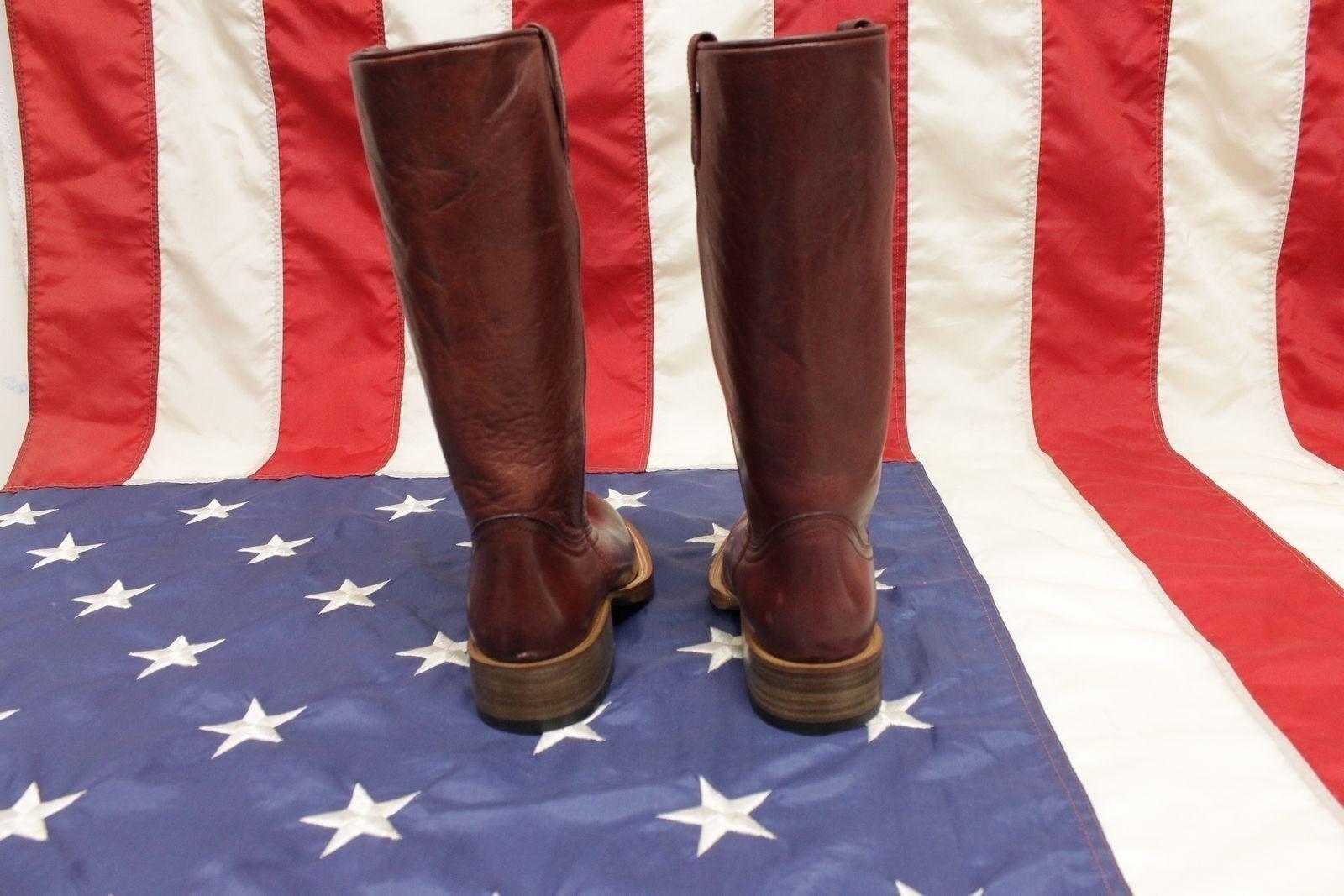 Stiefel Stiefel Stiefel Stiefel N.36 buttero (Cod.STN289) cowboy western bikers Frau neu 8fbd46