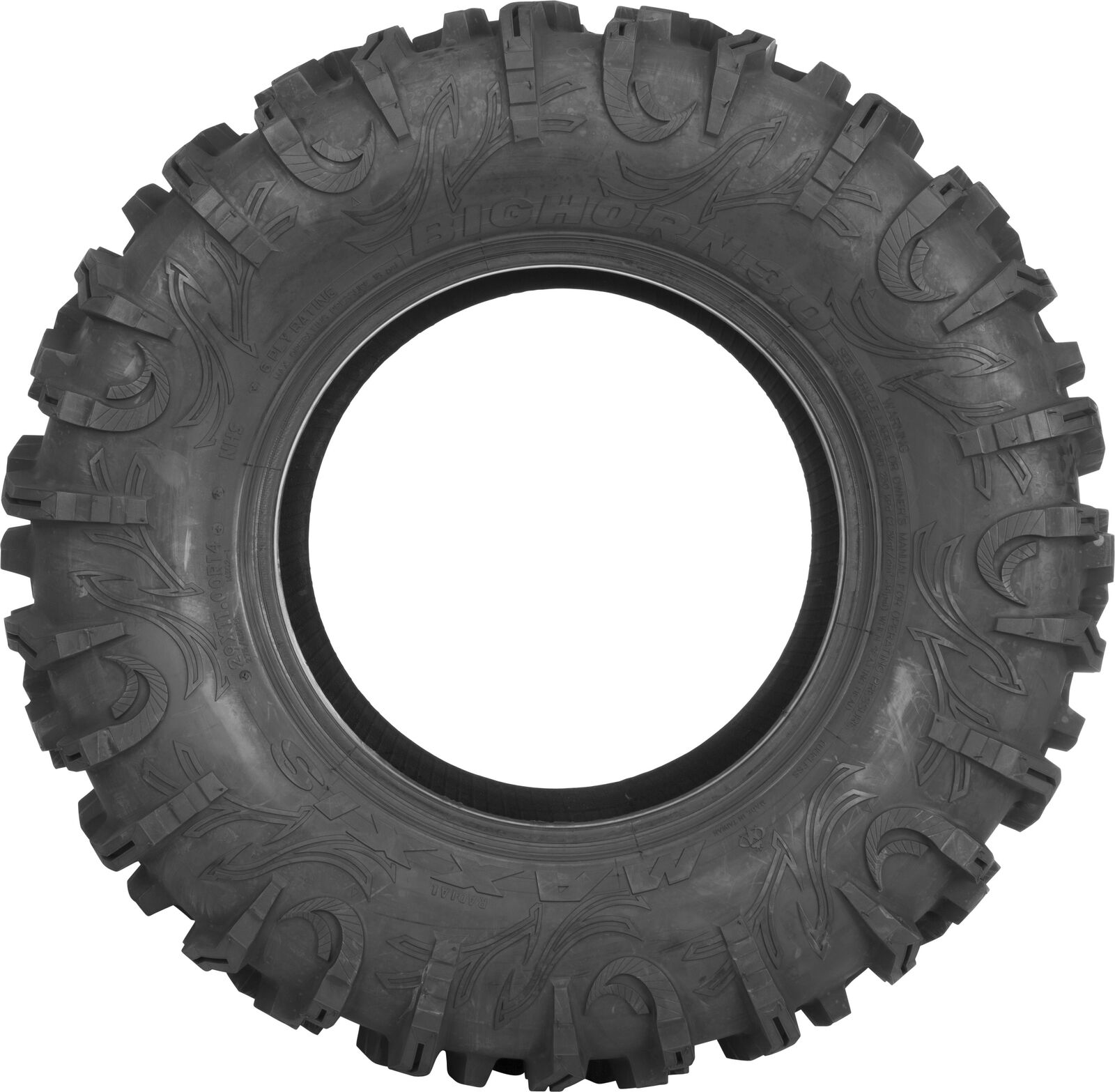 MAXXIS BIG HRN 3  26X9R-14 6PR TM01050100  first time reply