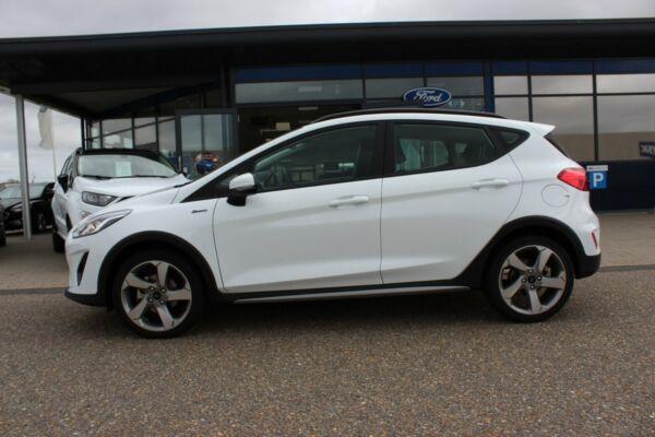 Ford Fiesta 1,0 SCTi 125 Active I - billede 1