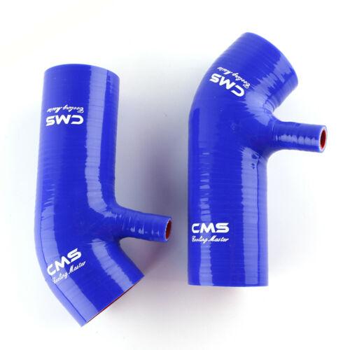 Purple Silicone Air Intake Hoses for 07-17 Nissan 350Z 370Z G37 VQ37VHR VQ35HR