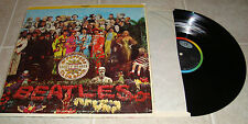 The Beatles Sgt Pepper's Lonely Hearts Club Band Vinyl LP Capitol SMAS 2653