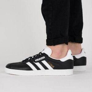 Details zu adidas Originals Gazelle + Gazelle Super Essential Trainers Adult + Junior Sizes