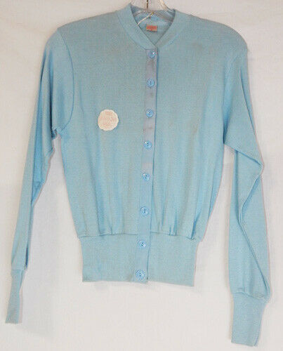 1940's-50's NOS Sportswear Athletic Cardigan / Swe