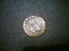 1554 Carlo V Paesi Bassi Spagnoli Korte RAME Coin