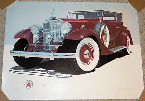 Harold-James-Cleworth-1933-Packard-Enhanced-Limited-Edition-Lithograph-86-100