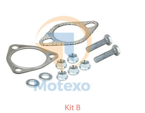 BM50202 Exhaust Connecting Pipe Fitting Kit 2yr Warranty