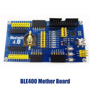 NRF51822-Eval-Kit-BLE400-Mother-Board-BLE4-0-Bluetooth-2-4G-Wireless-Module