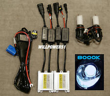 8000K 9007/HB5 BI-XENON CANBUS NO ERROR SLIM HID 04-11 FOR MITSUBISHI ENDEAVOR