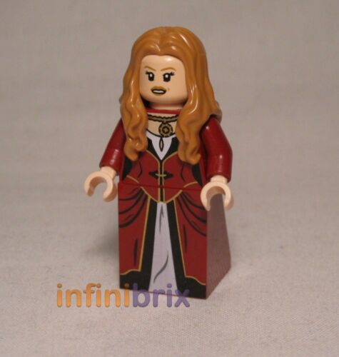 Lego Elizabeth Swann Turner Minifigure Set 4181 Pirates of Caribbean NEW poc002