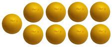 9 balles de baby foot competition ITSF Bonzini