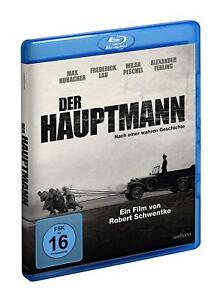Der-Hauptmann-Blu-ray-NEU-OVP-Robert-Schwentke-kehrt-mit-dem-auf-Tatsachen-bas