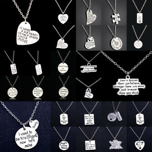 Mom daddy sister grandma necklace pendant jewelry heart charm pet image is loading mom daddy sister grandma necklace pendant jewelry heart aloadofball Image collections
