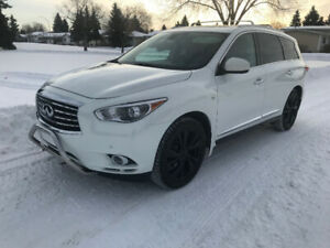 Infinity QX60 - Fully Loaded - Every Option Available!!