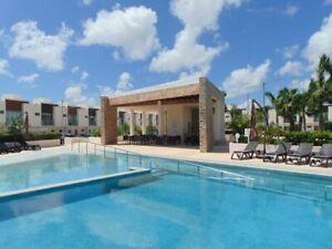 Se Renta Casa en Cancun Residencial Long Island Duke 3 Recámaras con Doble Filtro de Seguridad 24/7