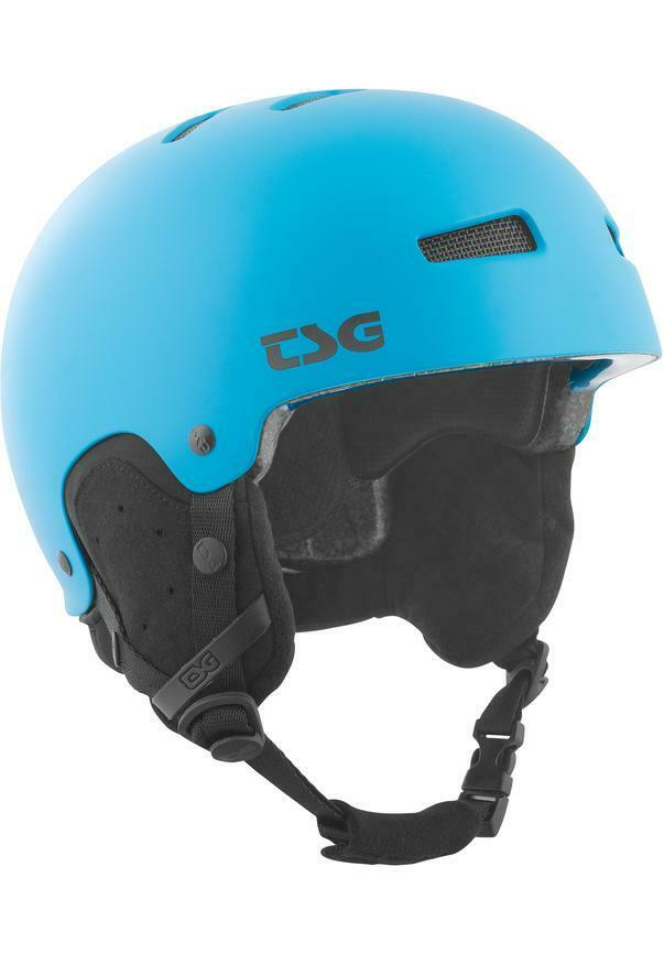 TSG Gravity Solid color Satin Satin Dark Cyan S M - Snowboardhelm