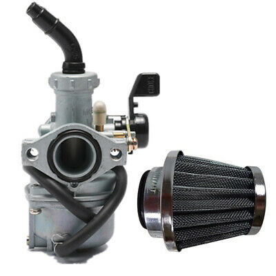 Motorcycle ATVs 4 stroke Engine Carburector Coming With Air Filter /& Fuel Filter