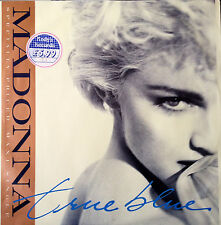 """MADONNA - TRUE BLUE REMIXES - 12"""" VINYL w/PIC SLEEVE - RARE - OUT OF PRINT"""