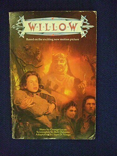 Willow: Junior Novel (Piper S.) by Lucas, George Paperback Book The Fast Free