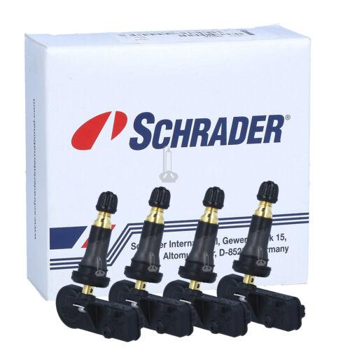 4x ORIGINAL SCHRADER Reifendrucksensor RDKS TPMS für Citroen Fiat Peugeot Toyota