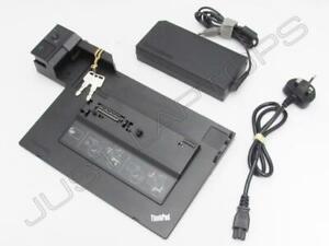 Lenovo 04W1499 0A65671 75Y5907 75Y5729 Dockingstation USB 2.0 W/170W Adapter