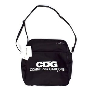 f5cd905e6e3c NWT Comme des Garcons CDG Logo Airline Shoulder Bag Good Design Shop ...