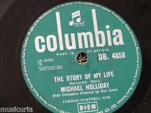 78rpm-MICHAEL-HOLLIDAY-story-of-my-life-keep-your-heart