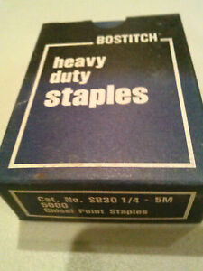 Bostitch-Heavy-Duty-Staples-5000-Chisel-Point