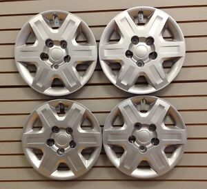 2008-2013-Grand-CARAVAN-Town-amp-Country-Hubcap-Wheelcovers-SET-of-4